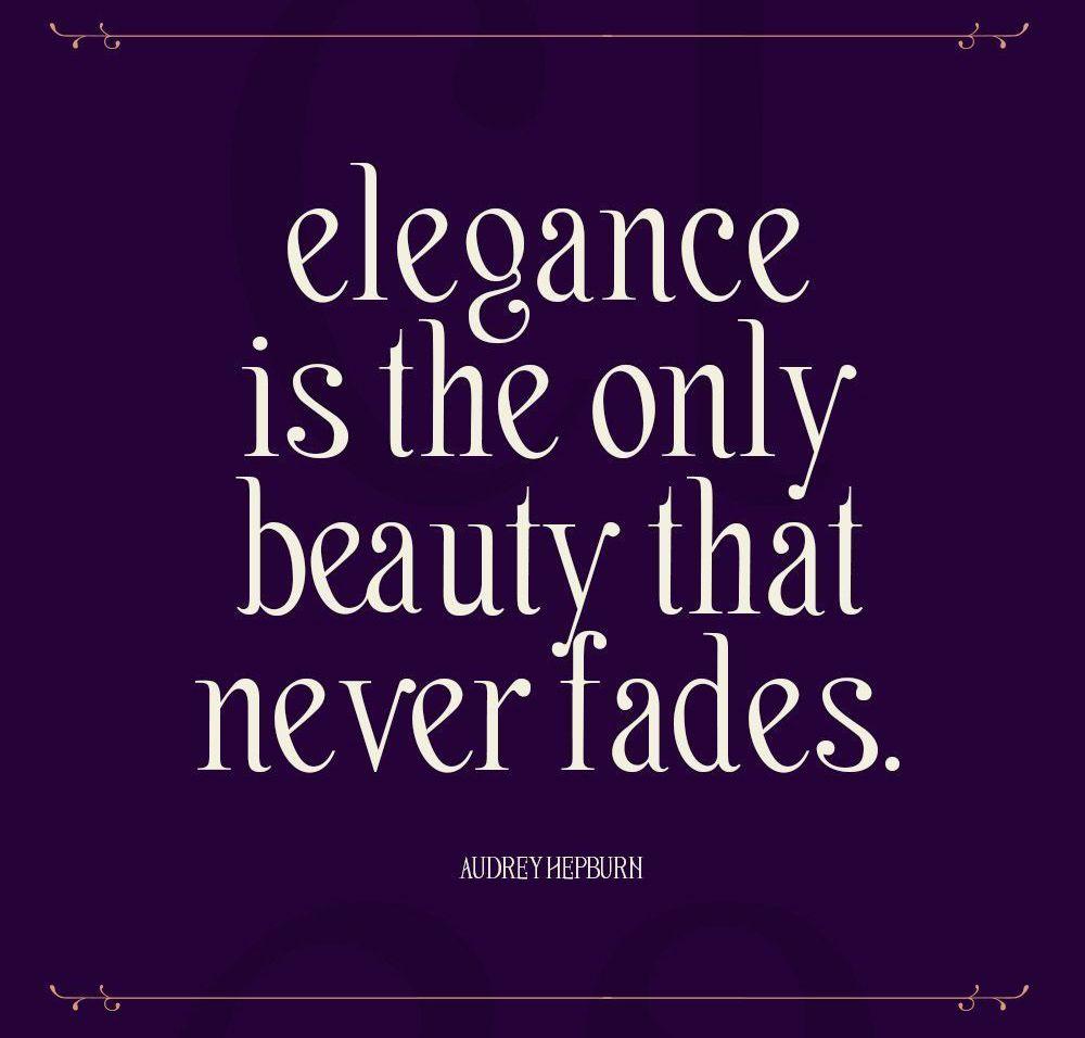 """""""Elegant"""